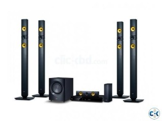 LG 3D BLURAY 5 1 home THEATER WIRLESS SPEAKER