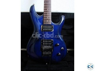 Ibanez Js 1000 Blue fresh condition