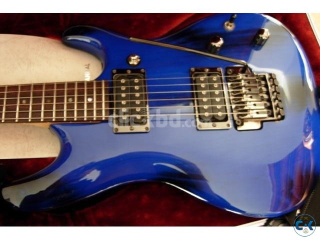 Ibanez Js 1000 Blue fresh condition | ClickBD large image 1