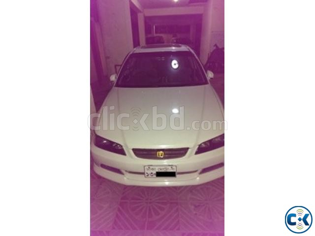 1998 Honda Accord Torneo | ClickBD large image 4