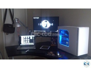 Workstation for sale i7 3930K 12GB Liquid cooling 128GB SSD