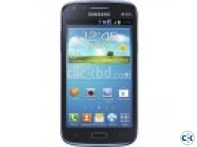 SAMSUNG GALAXY CORE GT METALLIC BLUE I8262 Indiahomedepot | ClickBD large image 0