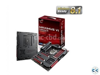 ASUS MAXIMUS VI FORMULA Z87 BY SAYED