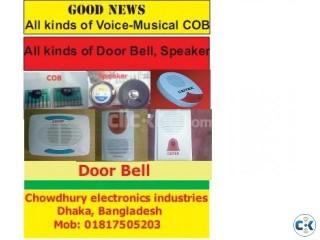 all kinds Door bell