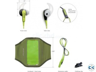 BOSE ORIGINAL SIE2i sport headphones