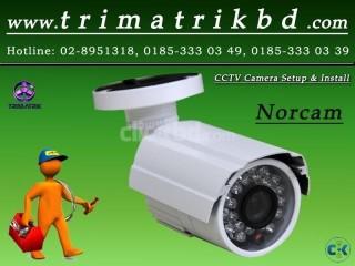 Norcam CCTV Camera