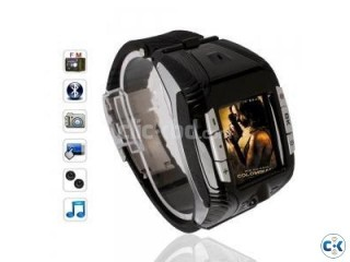F3 Touch Screen Watch Design Phone With Video Camera