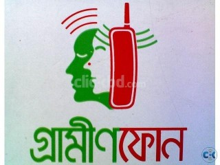 Grameen Vip Sim Card 0171111