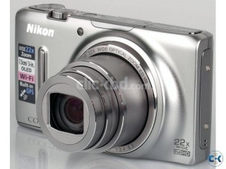 Nikon S9500 Digital Camera with5 years service warranty