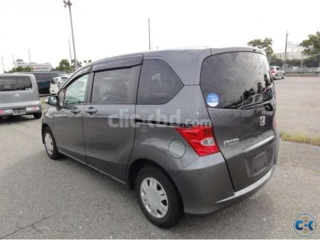 Honda freed 2008 Grey 7 seater | ClickBD large image 1