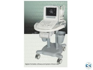 CHISON- 600A Ultrasound Machine 01719937243