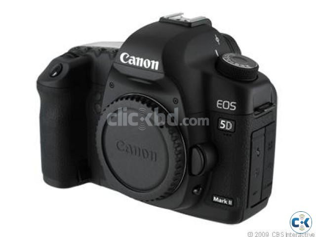 Canon 5D Mark II | ClickBD large image 0