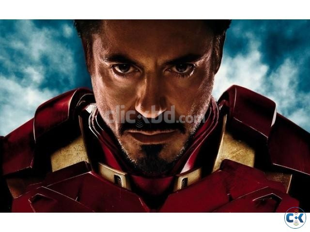 Iron Man 3D Available now 250 3D SBS Movies | ClickBD large image 0