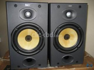 Englands Premium B&W (Bowers & Wilkinson) DM 601 S2 Speakers
