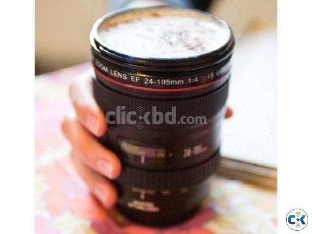 Canon 24 105mm Lens Thermal Coffee Mug
