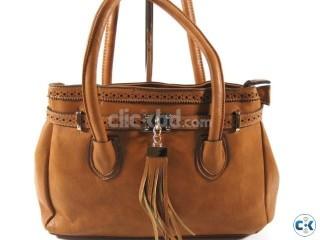Classic Bag - Color Tan