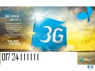 VIP Sim Cards Of Grameenphone Banglalink