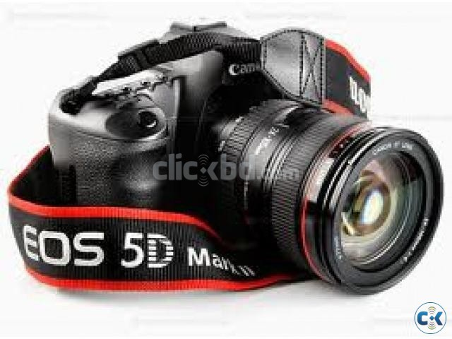 Brand New Canon EOS 5D Mark II DSLR Camera For Sale | ClickBD large image 0