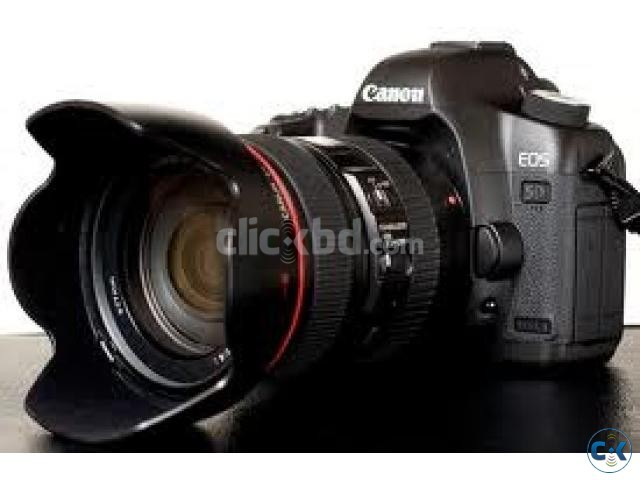 Brand New Canon EOS 5D Mark II DSLR Camera For Sale | ClickBD large image 1