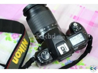 Nikon N80 Film SLR