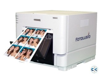 DNP DS-RX1 Dye-Sub Color cost effective Photo Printer