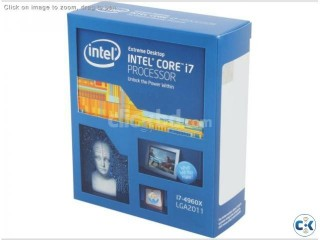 Intel Core i7-4960X Processor Extreme Edition 15MB Cache