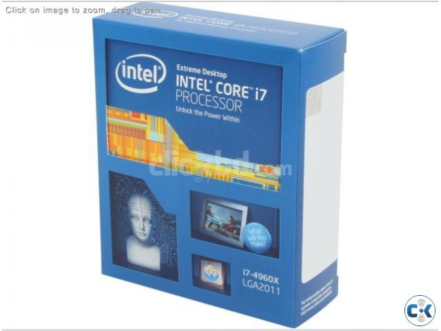 Intel Core i7-4960X Processor Extreme Edition 15MB Cache | ClickBD large image 0