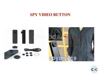 SPY VIDEO BUTTON camera 16 GB
