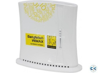 Banglalion Wimax Indoor Router