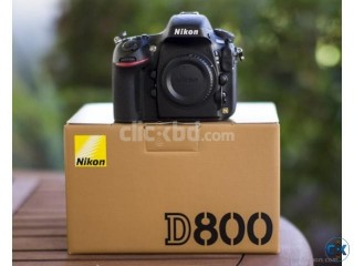 NIKON D800 BODY ONLY . ELECTRIC DREAM