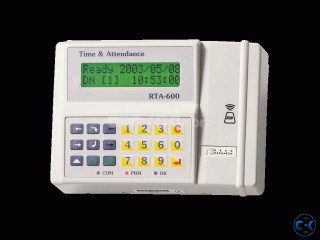 Hundure RTA-600P Time Attendance Recorder