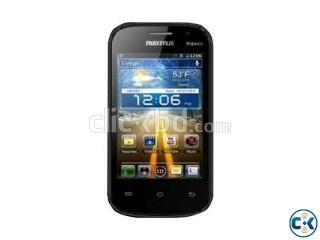 Mximus Max 906 3g android