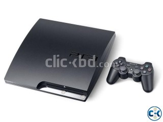 Playstation 3 Slim 120 GB US Version