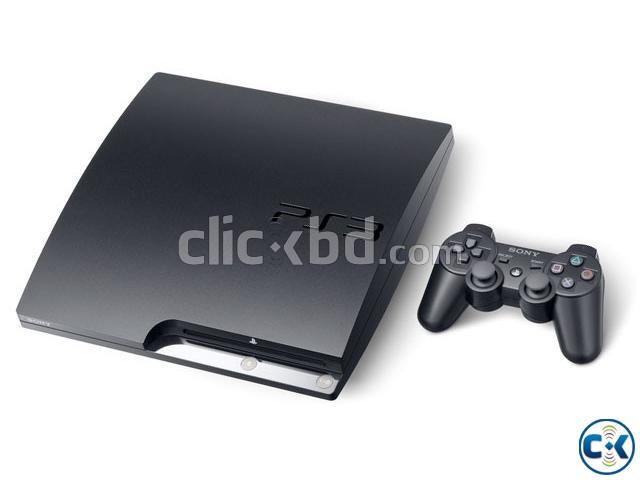 Playstation 3 Slim 120 GB US Version | ClickBD large image 0
