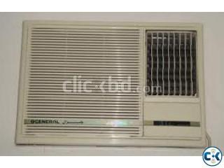 General Window AC 1.5 ton