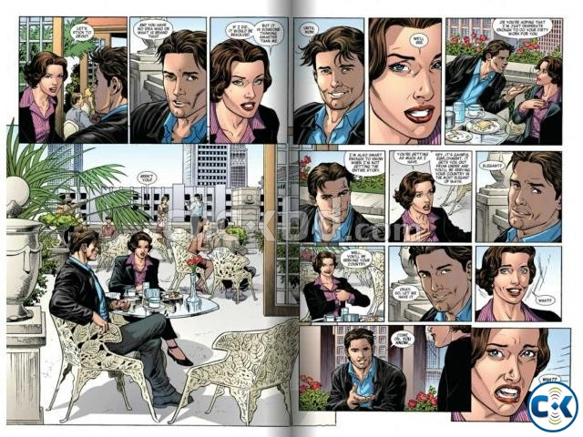 Deadly Storm Graphic Novel from HIT TV SHOW CASTLE | ClickBD large image 4
