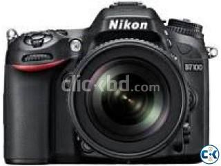 Nikon D7100 24.1 Megapixel DLSR Camera with 18-105mm Lens Ki