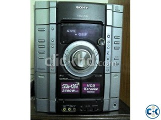 SONY MHC AV22 for sale