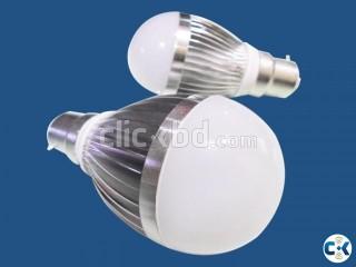 AC LED bulb 3 watt