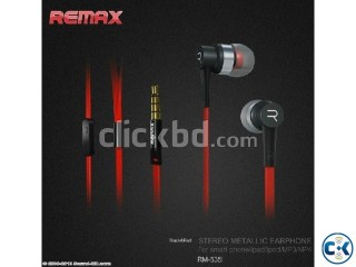 Remax RM-535 Earphone