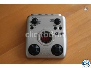 Zoom G1 NEXT guitar processor