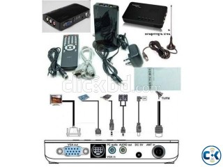 GADMEI TV Tuner for Monitor