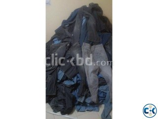 Left over danim Pant 700-800 pc with cheap rate