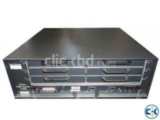 Cisco 7206 VXR Wired Router. 512 ram.