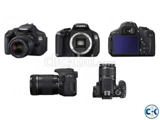 CANON 600D WITH 18-55mm . ELECTRIC DREAM