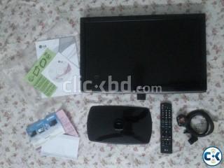 LG 22LK311 LCD TV (4yr service Warranty)