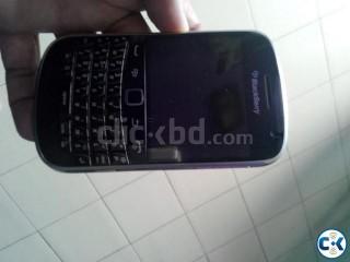 Black Berry Bold 9900