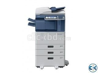Toshiba e-studio 456SE Network Ready Mono Copier Machine new