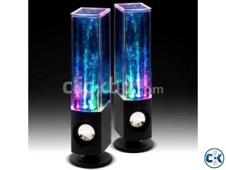 New Model Water Dancing Speaker With Blue Light