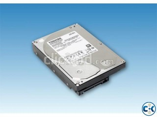 3TB Toshiba Desktop 3.5 inch Internal Hard Drive
